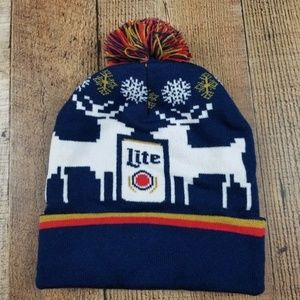 Miller Lite Winter Hat